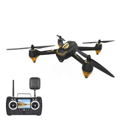 Квадрокоптер Hubsan X4 Pro High Edition FPV Brushless 5,8 ГГц HD GPS Altitude 2,4 ГГц RTF (H501S Black)