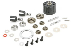 Team Magic E5 Complete Differential Kit (F/R)