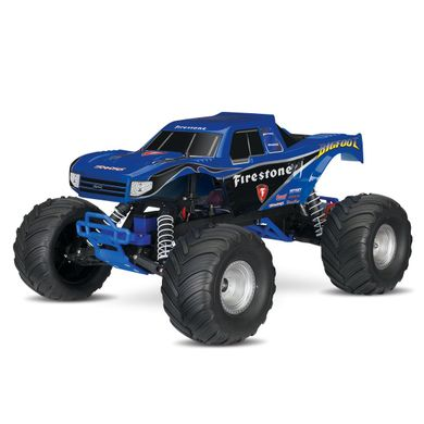 Автомобиль Traxxas Bigfoot Firestone Monster 1:10 RTR 413 мм 2WD 2,4 ГГц (36084-1 FSTN)